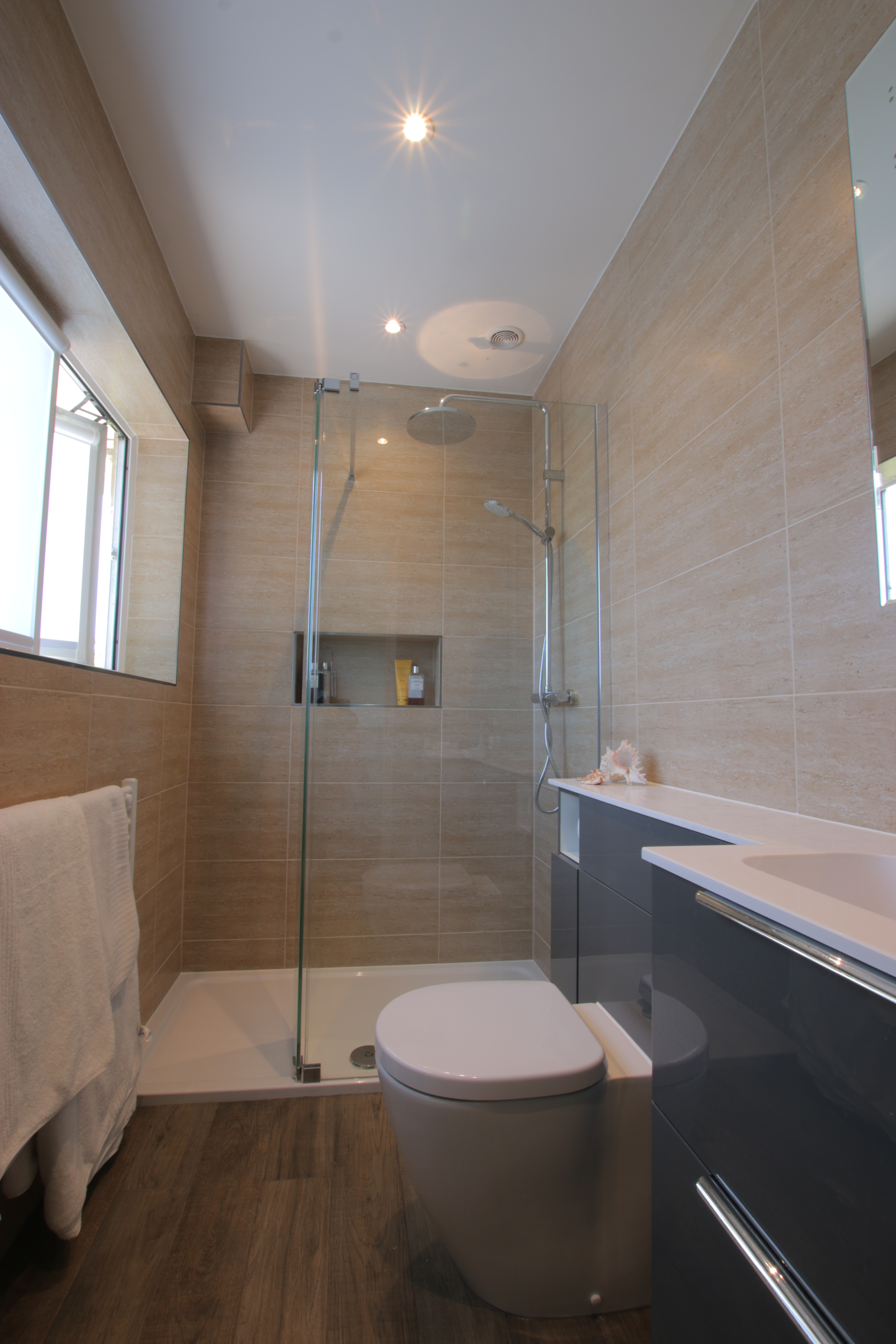 A Luxury Shower Room For Every Day Us